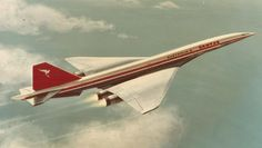 It's the Concorde-beater which could have let you fly between Sydney and Singapore in under three hours on a supersonic Qantas jet – less time than it'd take to travel from Sydney. Airline Travel, Concorde, Paint Schemes, Space Exploration, Airplane View, Singapore, Pilot, Transportation, Aviation