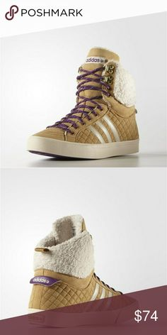 41e6fa6dfde4 ADIDAS Neo Park Winter Hi New without box. Blended the style of outdoor  boots with the essence of higher frequency elimination sneakers.