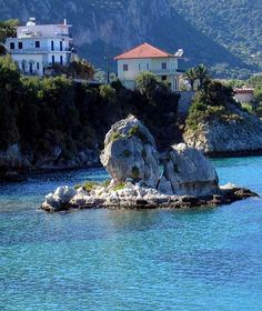 Poros, Kefalonia Island, Greece