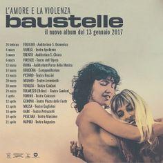 """Il cinismo per sopravvivere: i Baustelle lanciano il nuovo album """"L'amore e la violenza"""" - Rai News"""
