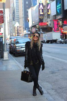 blog da my look de inverno nyc 2