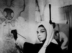 Leonor Fini painting.