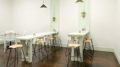 Weston stools @East Borough Cafe