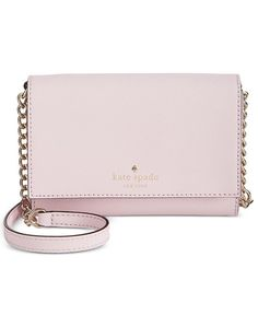kate spade new york Cedar Street Cami Crossbody - Crossbody & Messenger Bags - Handbags & Accessories - Macy's - purchase bag, bags for ladies online shopping, black shoulder bags for women *sponsored https://www.pinterest.com/bags_bag/ https://www.pinterest.com/explore/bags/ https://www.pinterest.com/bags_bag/mens-bags/ http://www.solesociety.com/bags.html