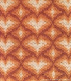 44 (611x700, 471Kb) bargello needlepoint