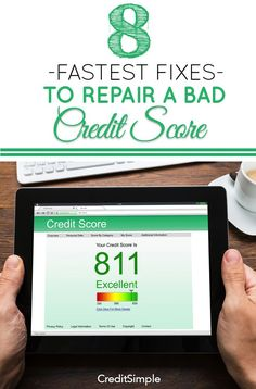 how to fix your credit rating fast