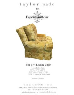 The Vivi Lounge Chair