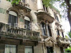 castelinho na esquina da Av. Oswaldo Cruz Rio RJ - Pesquisa Google