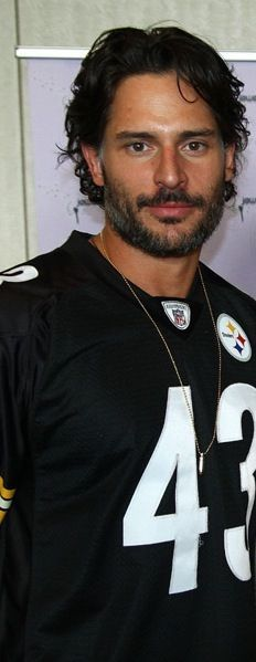 Joe Manganiello-That moment when i scroll down and i'm like....OMG ITS JOE!!!! :) lol