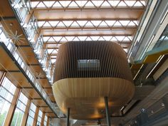 The Nest: UBC Student Union building by DIALOG and B+H Architects | Vancouver, Canada.