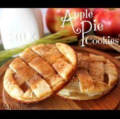 Omg Apple Pie COOKIES #Food #Drink #Trusper #Tip