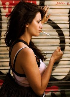 Penélope Cruz in Vicky Cristina Barcelona