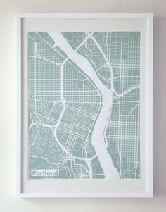 Portland OR- should make one of these for Portland ME