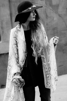hat, over top, black and white, fashion