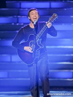 "Phillip Phillips gave an exciting performance of ""Movin' Out"" by Billy Joel at the Season 11 Finale."