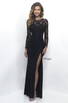 Shop for long prom dresses and long formal dresses at PromGirl. Long party dresses, floor-length prom dresses, long formal party dresses, and long evening gowns for special occasions. Blush Formal Dresses, Blush Prom Dress, Fitted Prom Dresses, Prom Dresses Long With Sleeves, Gala Dresses, Black Prom Dresses, Nice Dresses, Dress Wedding, Long Sleeve Formal Dress