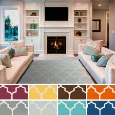 Shop for Hand-Woven Nicole Lattice Cotton Rug (9' x 12'). Get free shipping at Overstock.com - Your Online Home Decor Outlet Store! Get 5% in rewards with Club O!