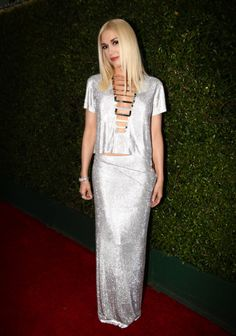 10 Steps to Gwen's Simply Sleek & Straight Emmy's Look