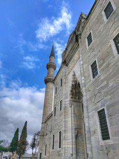 Süleymaniye Camii İstanbul Türkiye