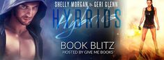 Books,Wine and Lots Of Time: Book Blitz for Hybrids by Shelly Morgan & Geri Gle...