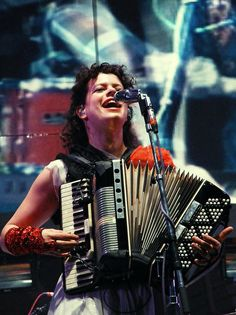Arcade Fire by Man Alive!, via Flickr
