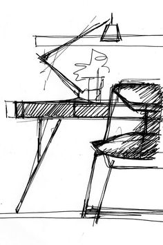 MAESTRALE #Wood veneer secretary #desk by @zanotta | #design Ludovica+Roberto Palomba