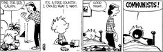 Calvin and Hobbes by Bill Watterson for Jun 2, 2017 | Read Comic Strips at GoComics.com