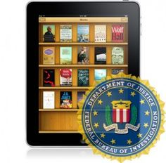 U.S. Files Antitrust Charges Against Apple, Book Publishers