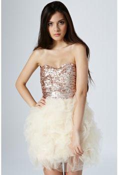 Sequin Ballerina Dress - All Dresses - Dresses