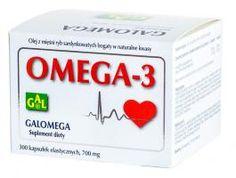 GALOMEGA 700 mg // Źródło kwasów z rodziny Omega-3. Wspomaga pracę układu krążenia i stawów. Przyczynia się do utrzymania prawidłowego funkcjonowania mózgu. http://www.gal.com.pl/produkty/suplementy-diety/galomega-700-mg.html