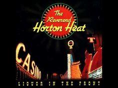 The Reverend Horton Heat - Five-O Ford #Punk #Rockabilly #Psychobilly