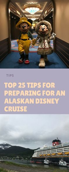 94 Useful Tips For an Alaska Disney Cruise - Plaid Shirt Yoga Pants - Top 25 Tips for Preparing fo Disney Cruise Alaska, Alaska Cruise Tips, Disney Cruise Ships, Alaska Travel, Alaska Trip, Cruise Travel, Cruise Vacation, Disney Vacations, Disney Trips