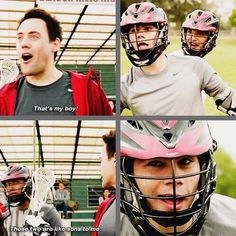 I love Sciles and lacrosse.