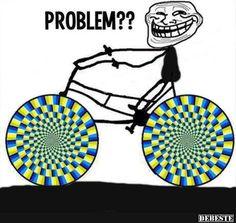 Problem ? | Lustige Bilder, Sprüche, Witze, echt lustig