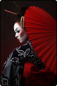 geisha hostess…
