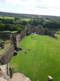 Richmond Castle, Golf Courses