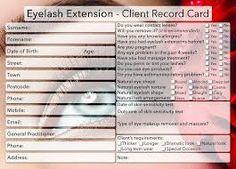 Resultado de imagen para eyelash extensions consultation