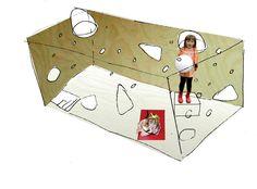 Modern Preschool --moderna dagis (by 70°N Arkitektur)