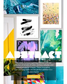 Hi everyone! My Environmental Consideration painting has been included in a great Abstract Collection! My painting Environmental Consideration is on sale 20% off and ships free! Available in all sizes! Check it out! ► https://www.curioos.com/anoellejay/promo . Acrylic Glass & Metal prints by Alicia. Nothing compares, prints start at < $29. . @anoellejay @curioos