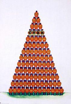 Cyrk Piramida akrobatow, Sawka Jan, Galeria Plakatu