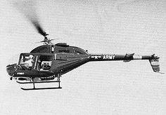 8 December 1962 First flight #flighttest of the YOH-4