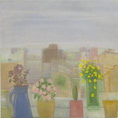 Jane Freilicher, 'Nasturtiums and Petunias II', 2003, Tibor de Nagy | Artsy