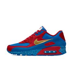 new concept a77b2 c2128 Nike Air Max 90 Essential iD Womens Shoe