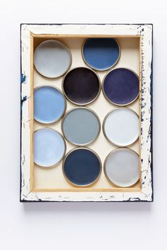 Denim Drift is Dulux Colour of the Year 2017 javascript:;Denim Drift is Dulux Colour of the Year blue hue has been officially announced as Dulux's Colour Schemes, Color Trends, Colour Combinations, Design Trends, Color Inspiration, Interior Inspiration, Clocks Inspiration, Kitchen Inspiration, Denim Drift