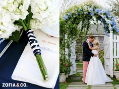#Nautical #Nantucket wedding at the Summer House, by Zofia and Co. Photography, #groomsman #belt