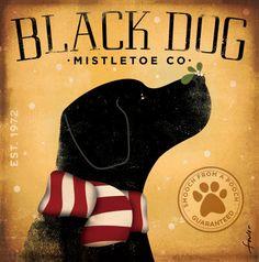 very Fun!  Black Dog Mistletoe Co