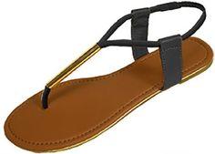 perfect Womens Strap Roman Gladiator Sandals