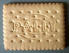 Pally biscuit 1
