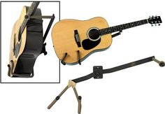 String Swing Acoustic Guitar Wall Hanger Stand, For Grandpa Guitar.