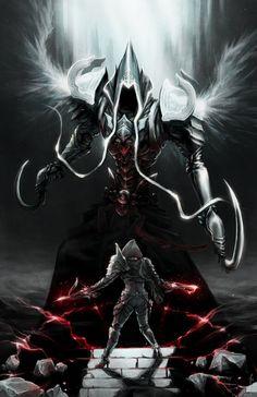 Diablo III - Reaper of Souls by Joanna Johnen